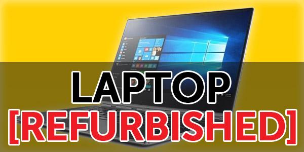 laptop refurbished portátil